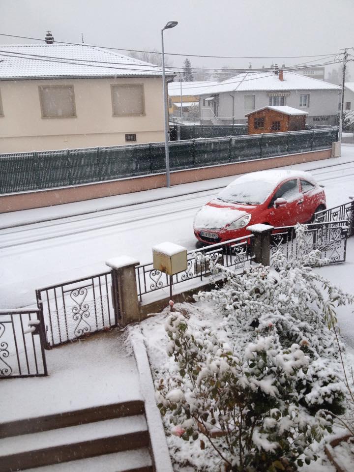 Météo : il a neigé cette nuit en Lorraine, retrouvez vos photos ici