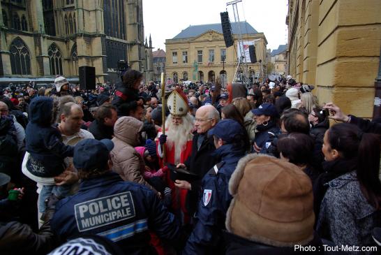 Programme détaillé des festivités de la Saint Nicolas à Metz