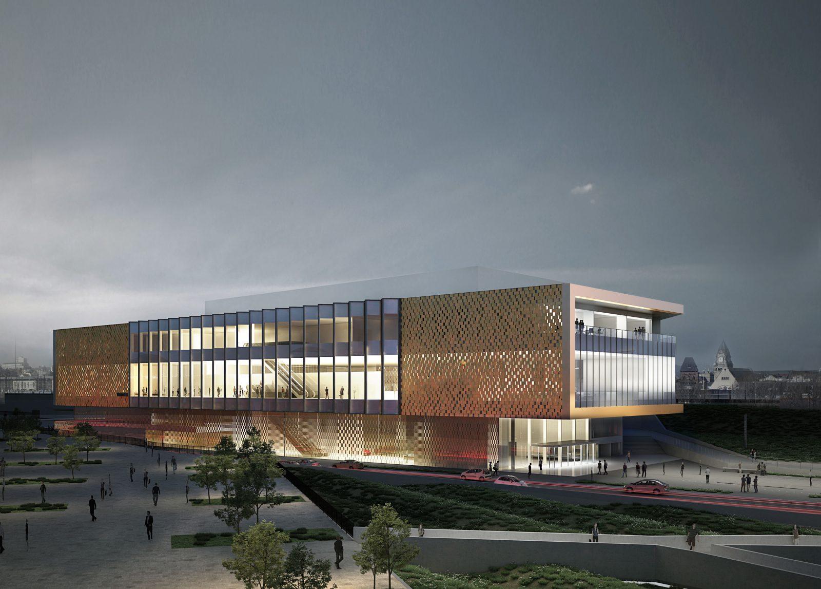 Centre des congrès à Metz : le Conseil Départemental condamné à verser ses 10 millions d'€