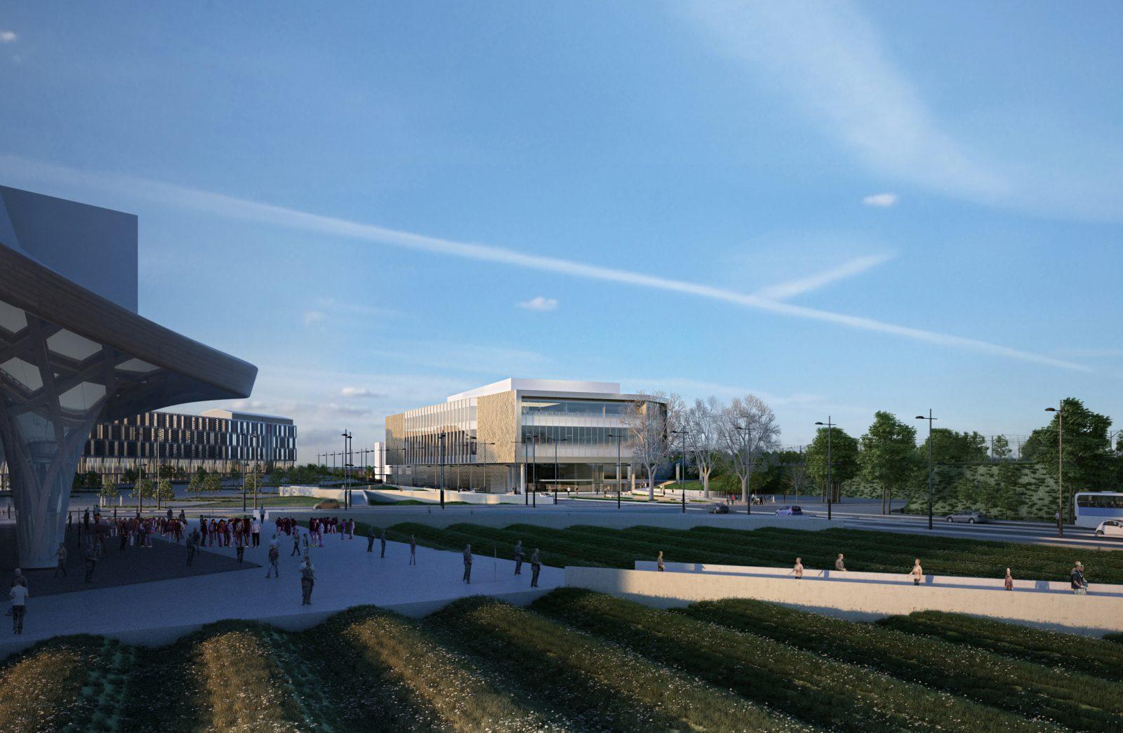 Photo of Centre des Congrès à Metz : l'architecte explique son projet et les contraintes dues à Pompidou