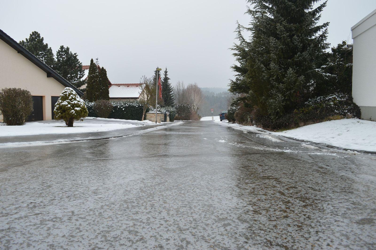 Météo : les Vosges encore en vigilance orange neige-verglas