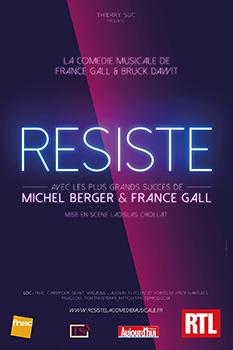 Résiste, l'hommage de France Gall à Michel Berger, passera par Amnéville