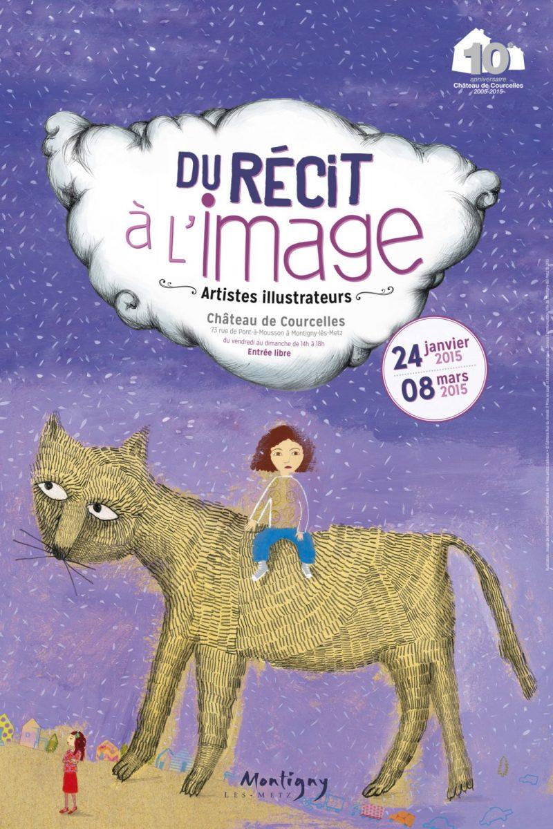 Exposition : se balader «Du récit à l'image» à Montigny-lès-Metz
