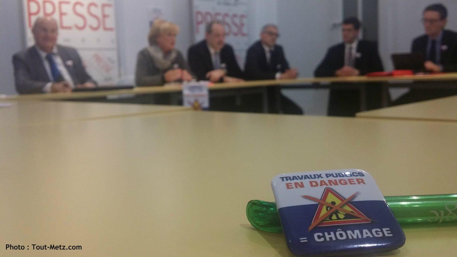 BTP : rassemblements et barrages filtrants prévus en Lorraine le 10 mars