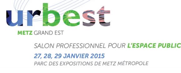 Salon urbest metz 2015 for Adresse metz expo