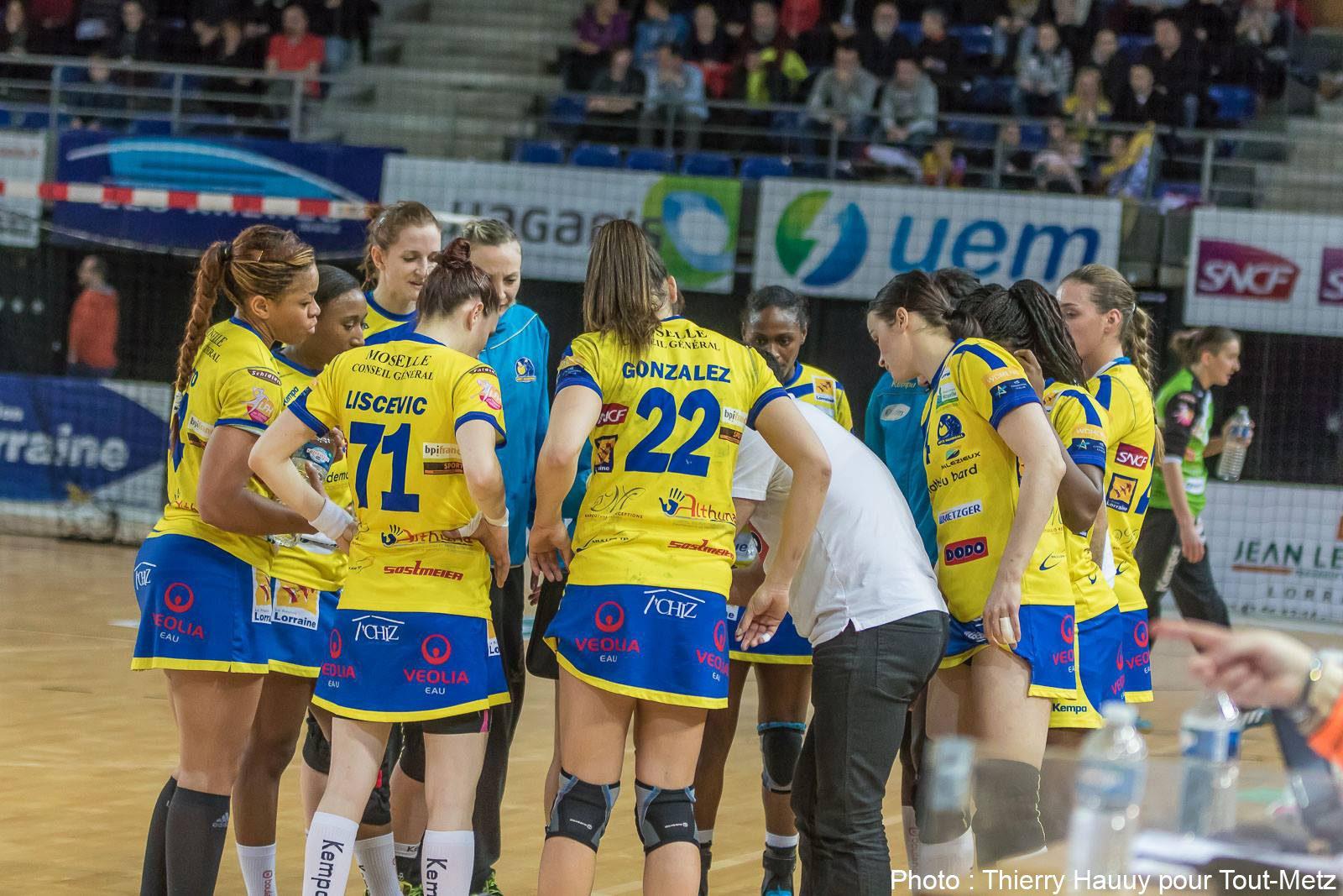 Ligue des Champions : Metz Handball reçoit Györ aux Arènes