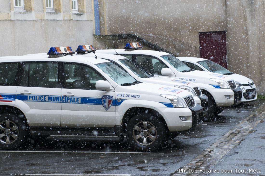 Colis suspect à Metz : les démineurs sont intervenus quartier sablon