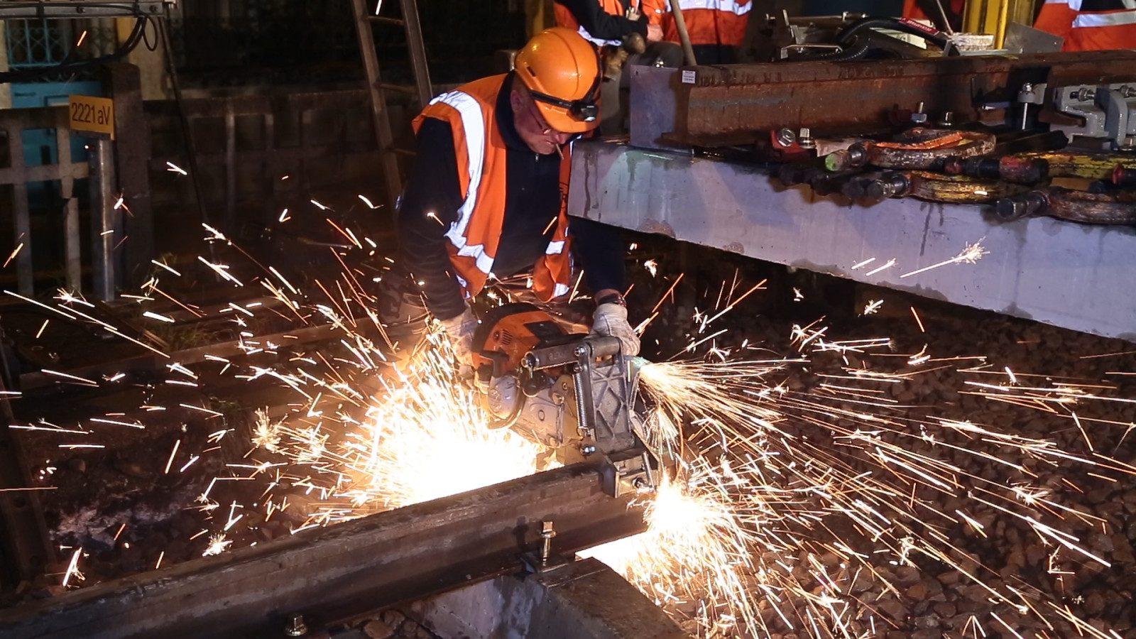 Travaux en gare de Metz le week-end du 15 août : pas d'impact sur les trains voyageurs