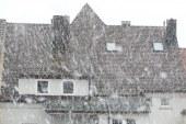 Alerte orange pour vent violent, neige, pluie et verglas en Lorraine