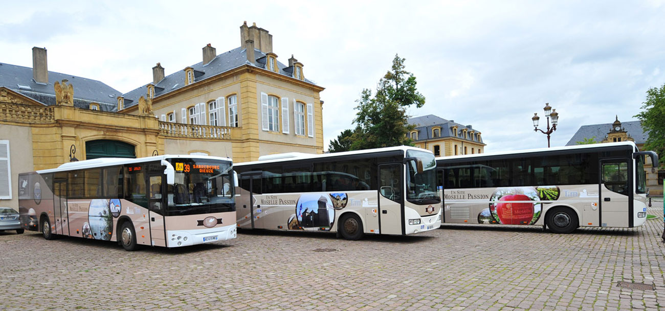 Photo of Moselle : les bus TIM en grève jeudi, quelles perturbations ?