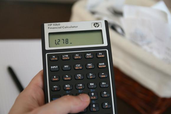 calculatrice calculer argent 1600