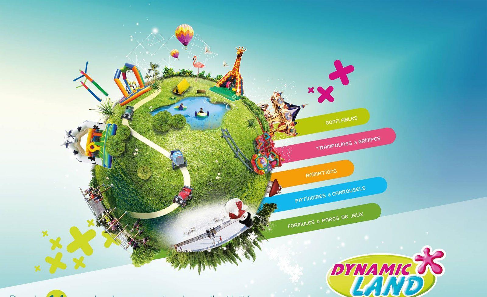 Dernier jour pour Dynamic Land à Metz Expo !