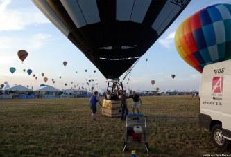 Le Mondial Air Ballon aura bien lieu en 2017 à Chambley, voici les dates, et le nouveau nom