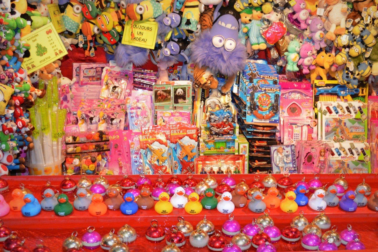 Photo de Metz : la Fête foraine de la Mirabelle masquée cette année
