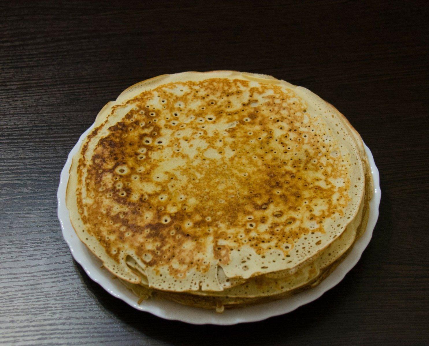 Photo de La recette facile de pâte à crêpes pour la chandeleur
