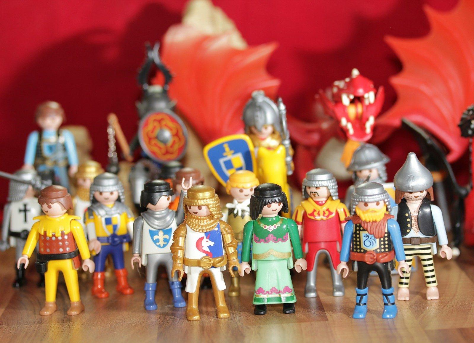 Exposition 100% Playmobil® : en avant les histoires à Gravelotte !