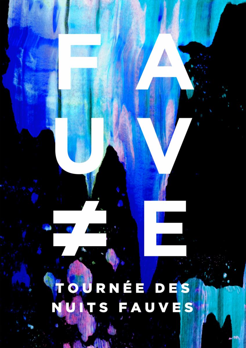 Interview : rencontre avec Fauve ≠ avant leur concert au Galaxie