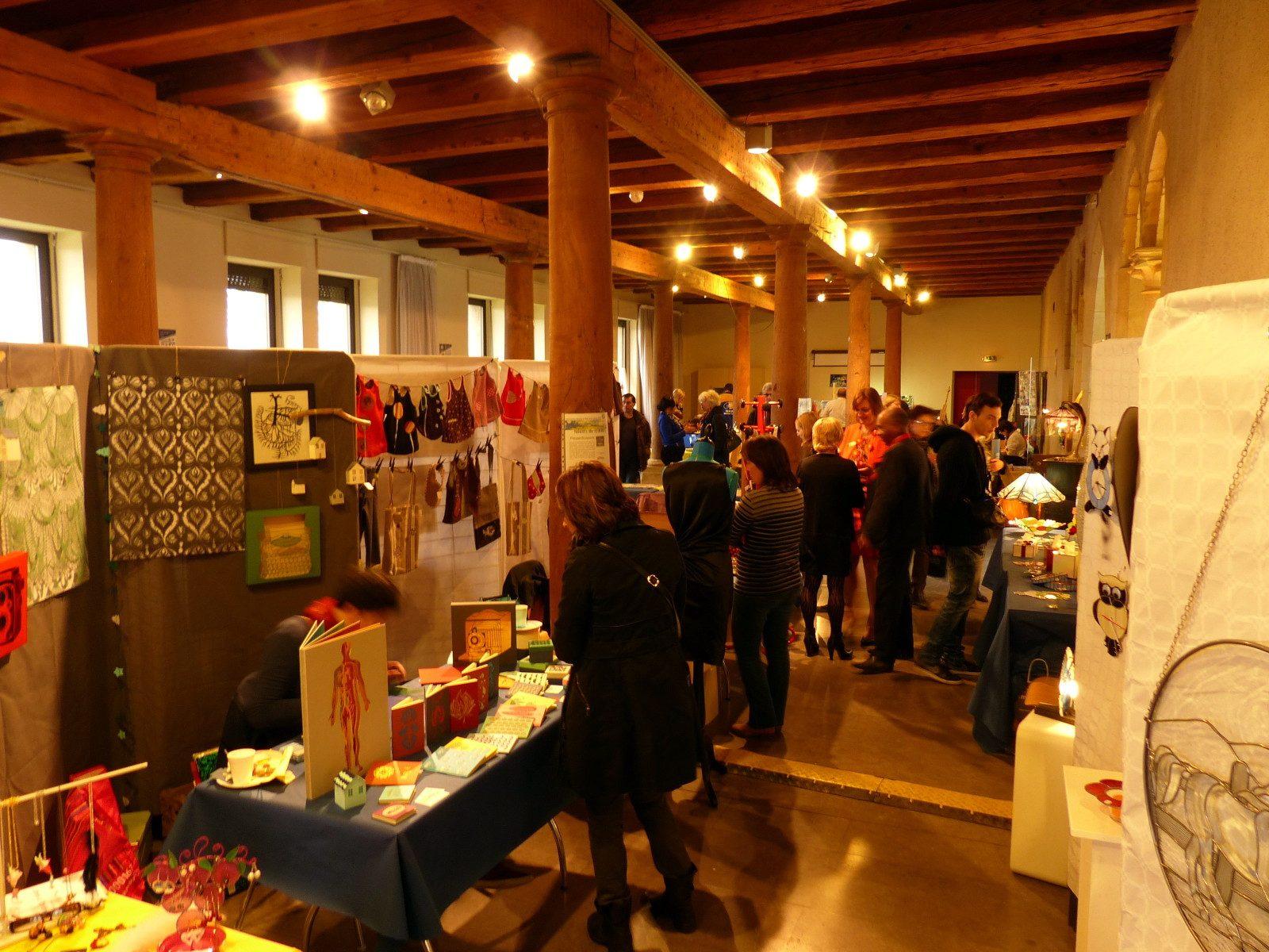 Metz : un salon qui accorde le talent au féminin