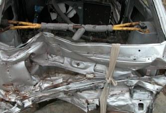 Florange : un accident de la route fait 2 morts et 2 blessés graves