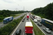 Accident de poids lourds : l'A4 coupée au Nord de Metz