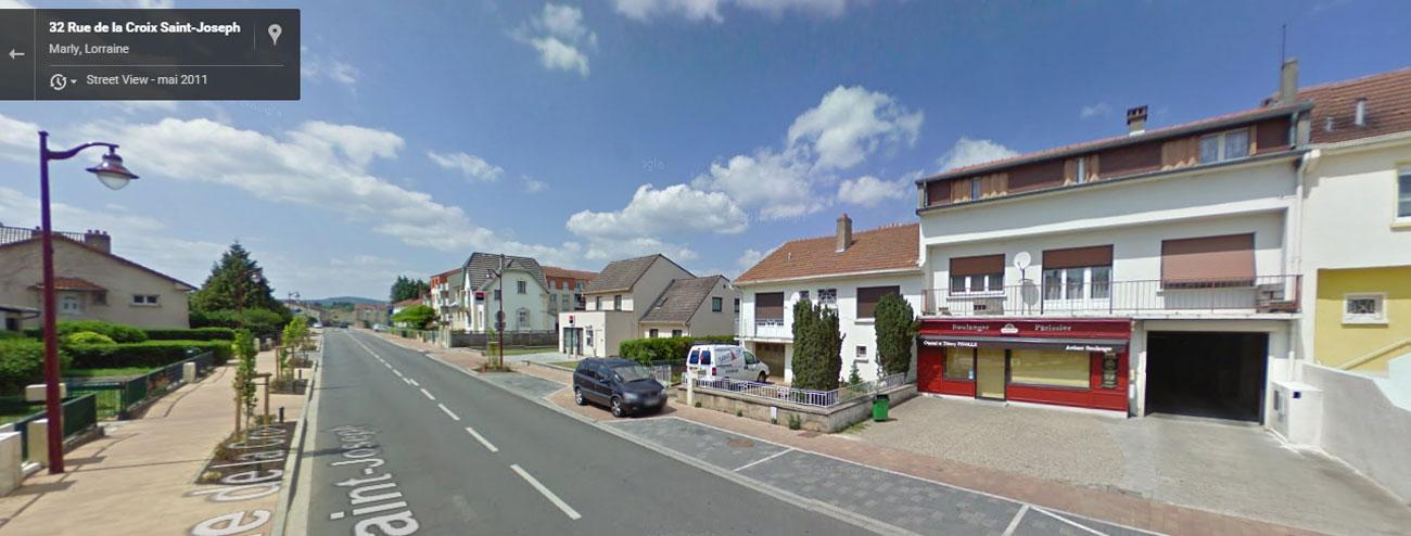 Marly (Moselle) : une boulangerie braquée pour une centaine d'euros