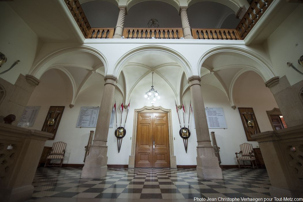 Photo of Le Palais du gouverneur de Metz (photo reportage)