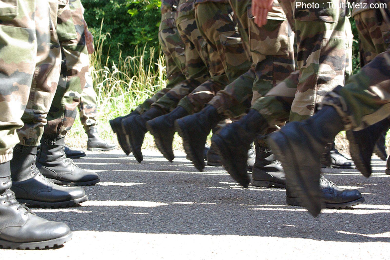 Metz : 120 militaires vont rejoindre les rangs de l'armée de terre