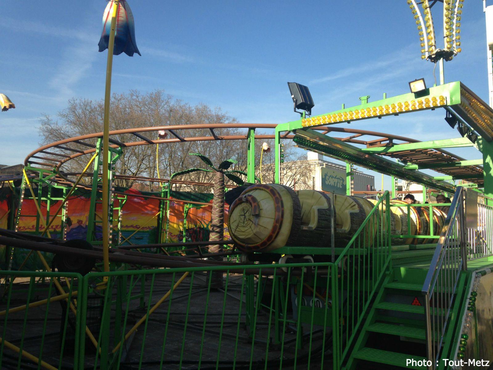 Foire de Carnaval à Metz : dernier week-end pour en profiter !