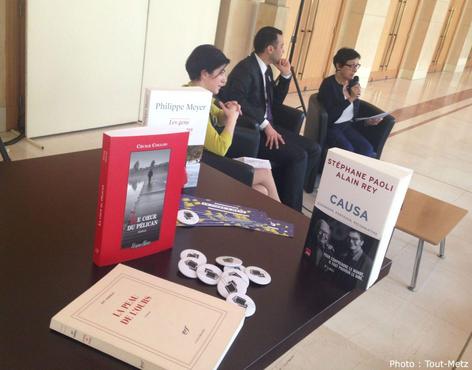 Festival : le livre et son «mauvais genre» investissent Metz en avril