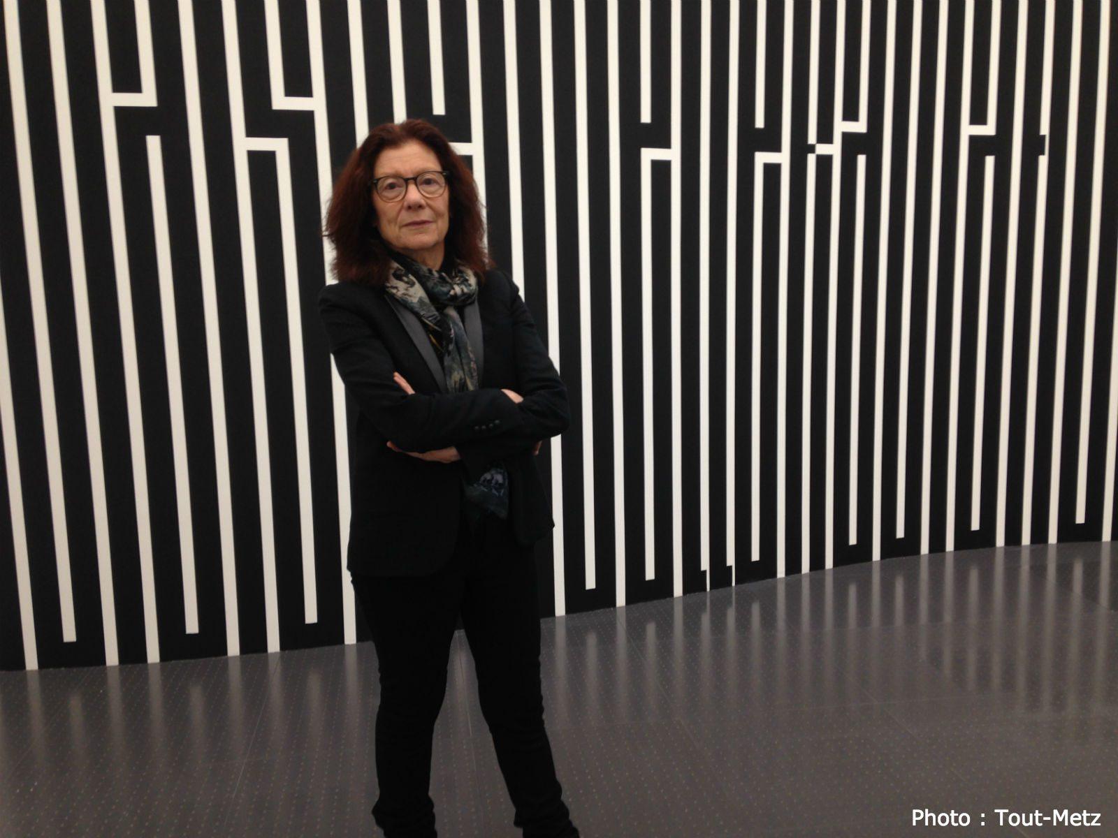 Exposition Tania Mouraud : tout un parcours à découvrir à Metz