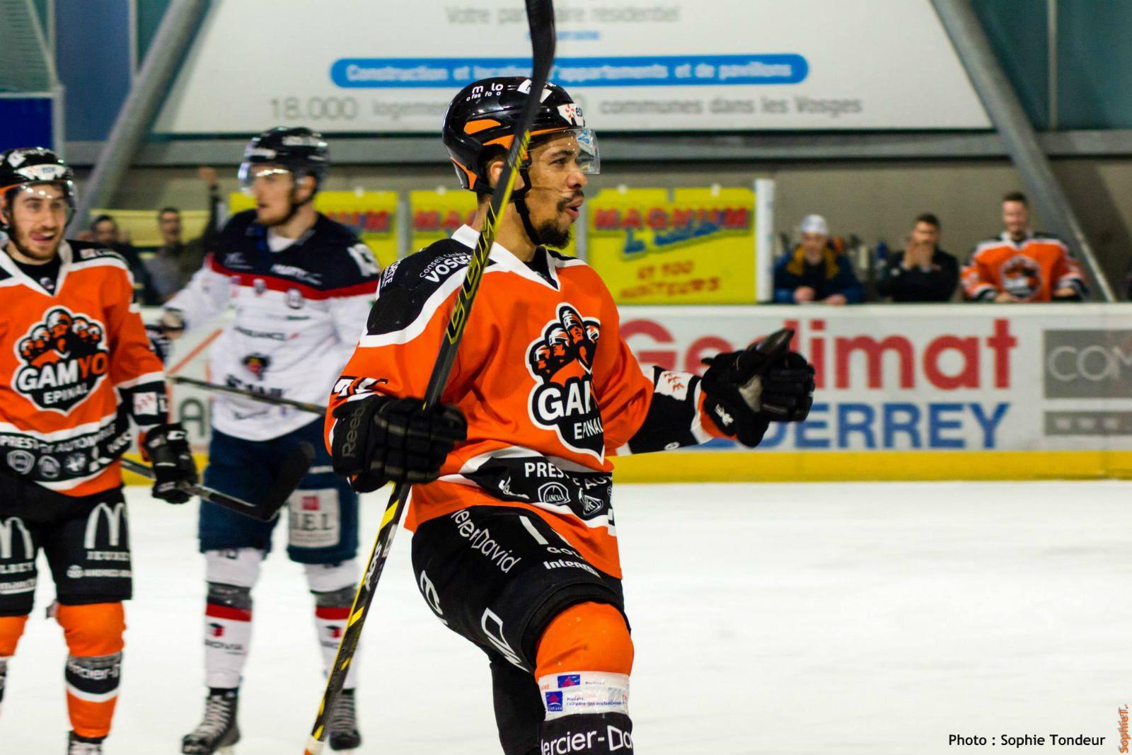 Hockey : le Gamyo d'Epinal à une victoire du titre de champion de France
