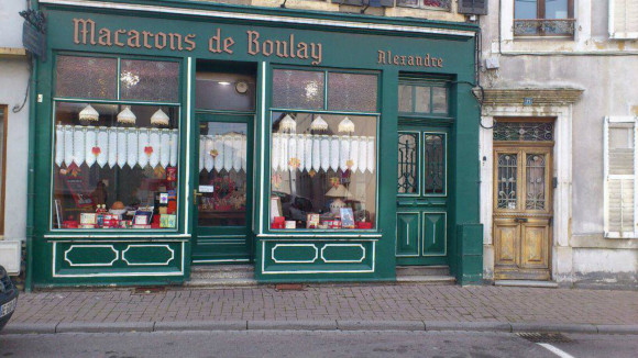 Source : page Facebook des Macarons de Boulay