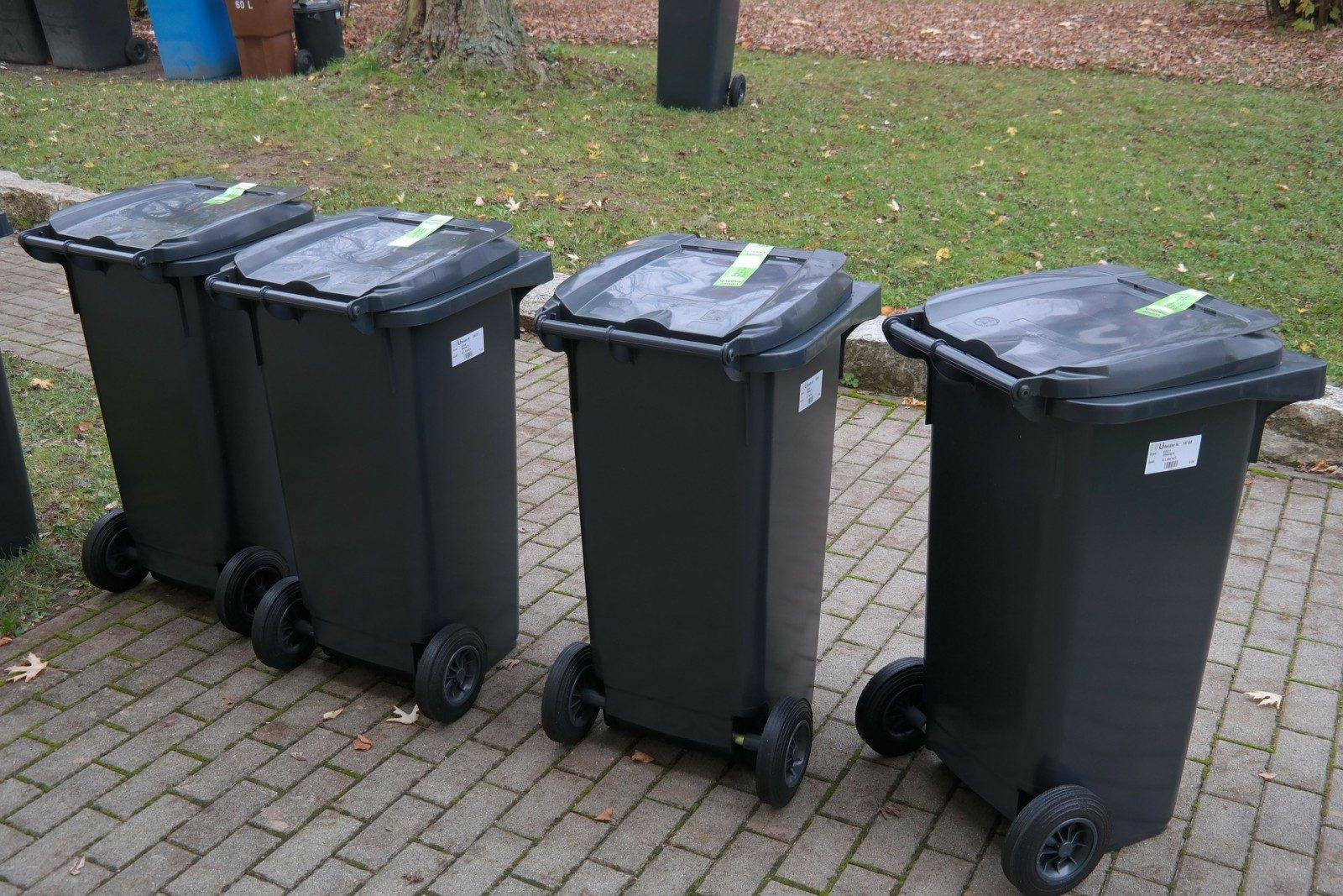 Tri des déchets : les bacs roulants arrivent à Moulins, Augny et Marly