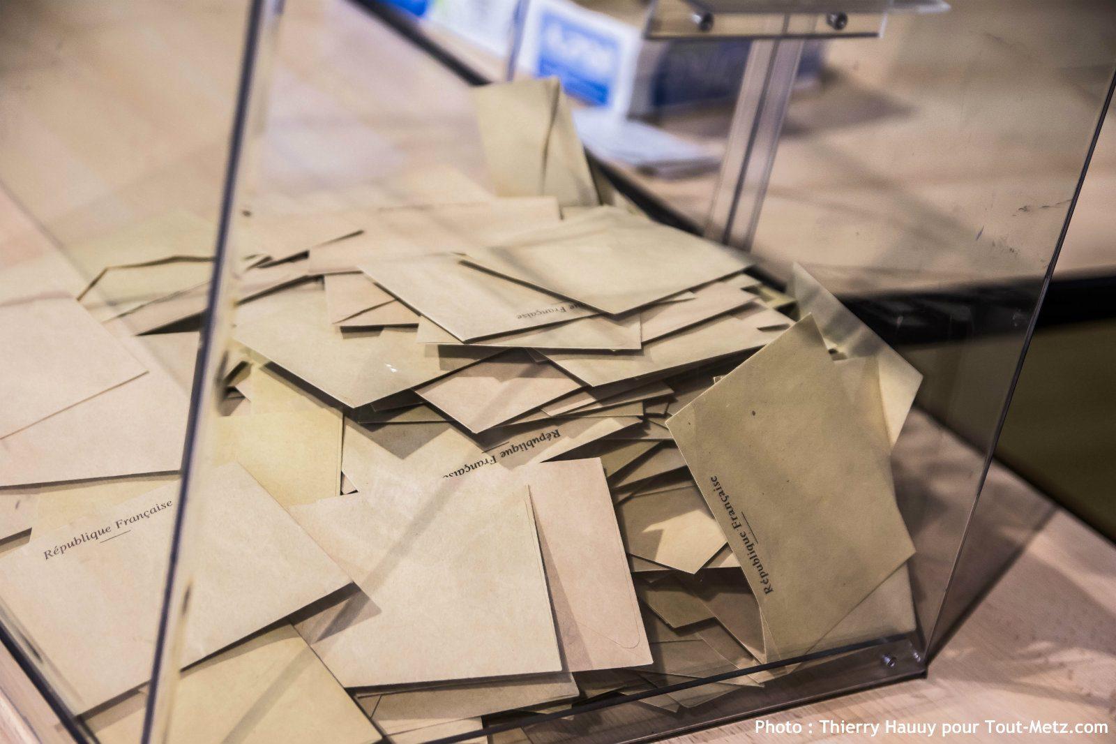 Elections régionales 2015 : résultats du 1er tour en Meurthe & Moselle et dans les villes principales
