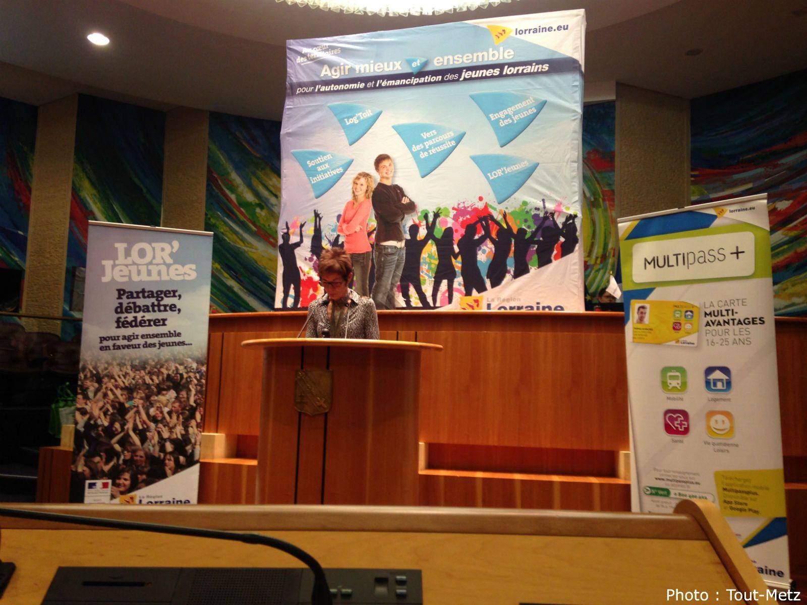 Alérions de la Jeunesse 2015 : 12 jeunes lorrains récompensés