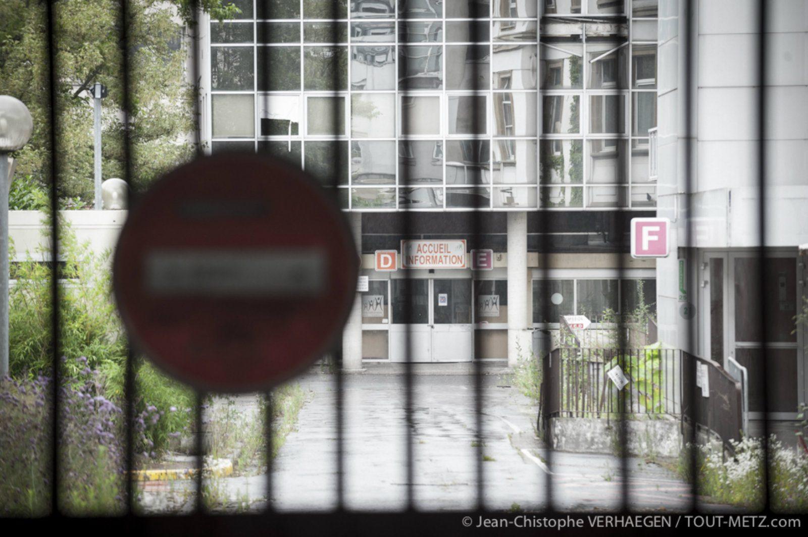 Destruction programmée de l'Hôpital Bon Secours : une réunion publique à Metz