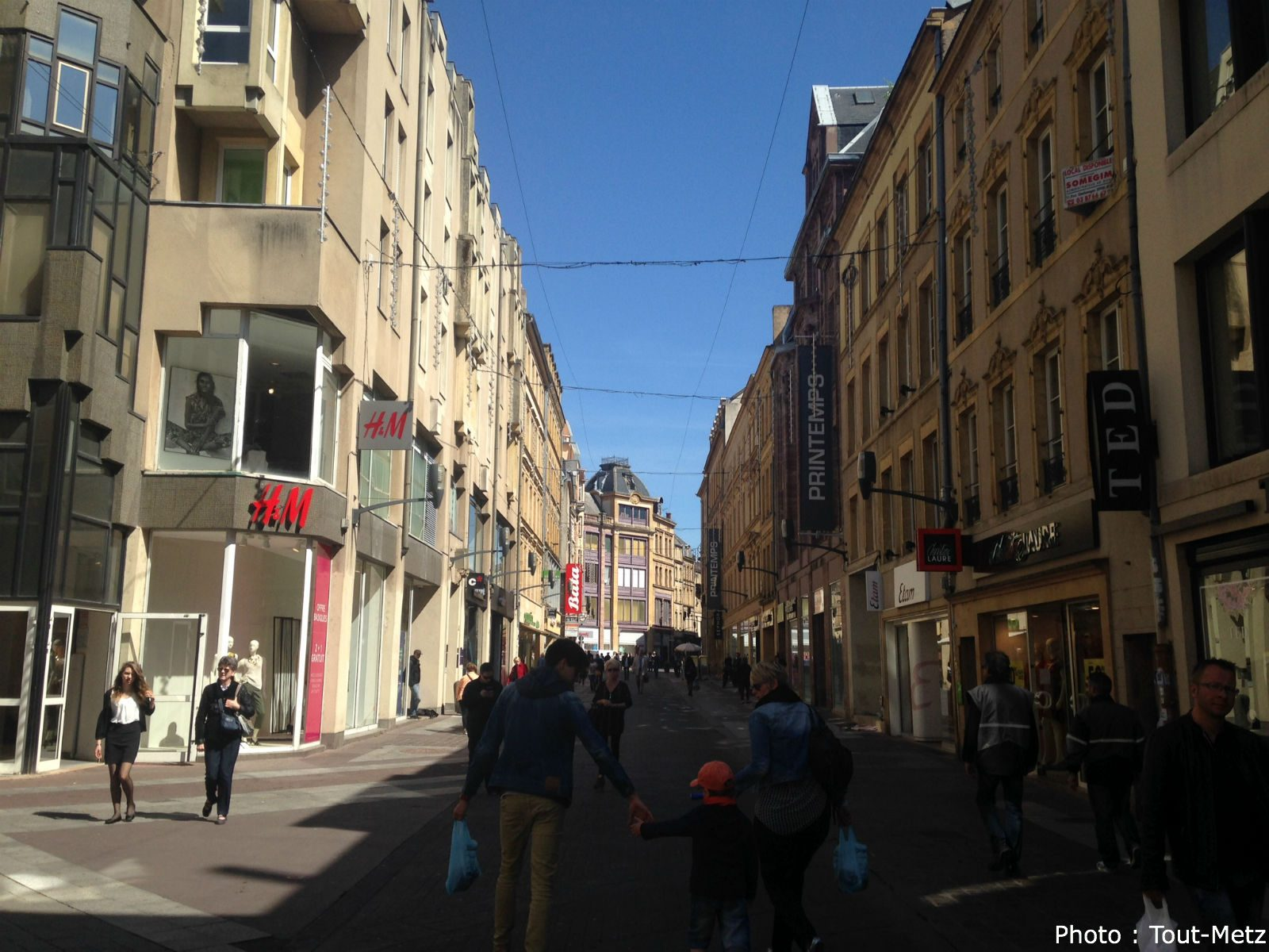 Photo of Metz et alentours : commerces ouverts et fermés le 21 mai