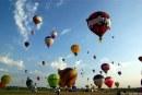 Décollage aujourd'hui pour le Lorraine Mondial Air Ballons®