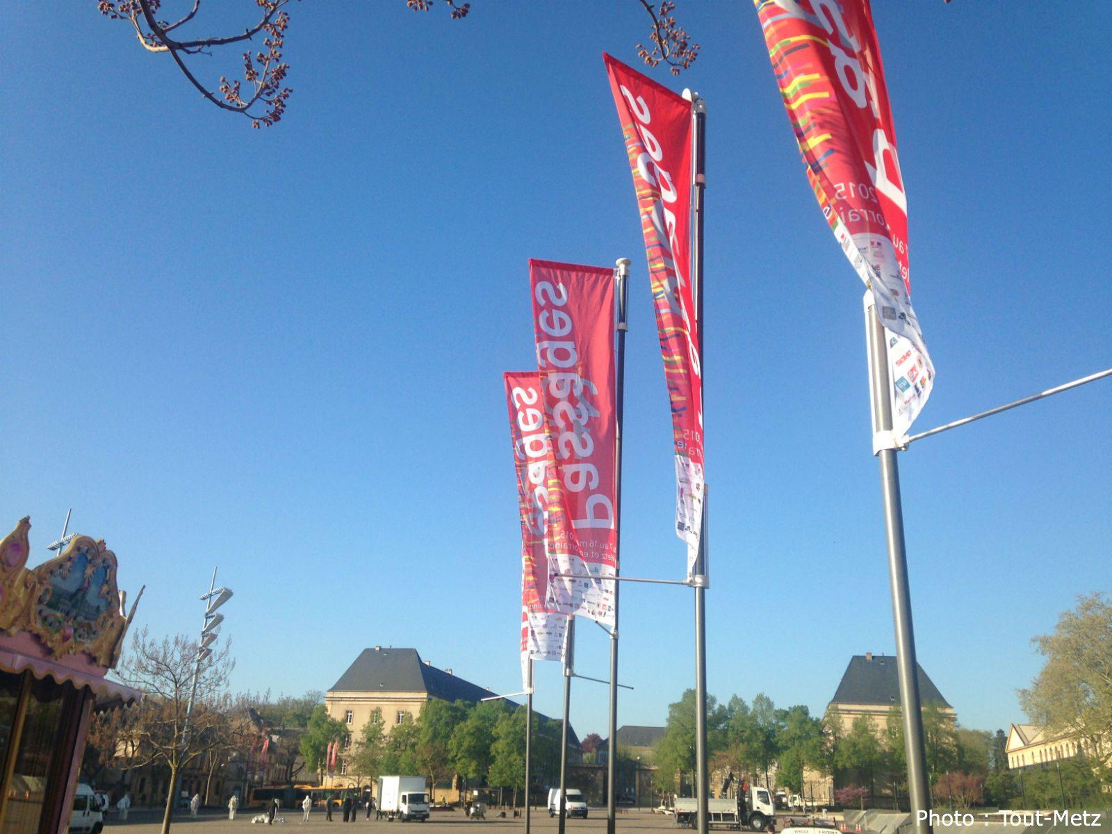 Festival Passages à Metz : la place à 2€ pour les étudiants