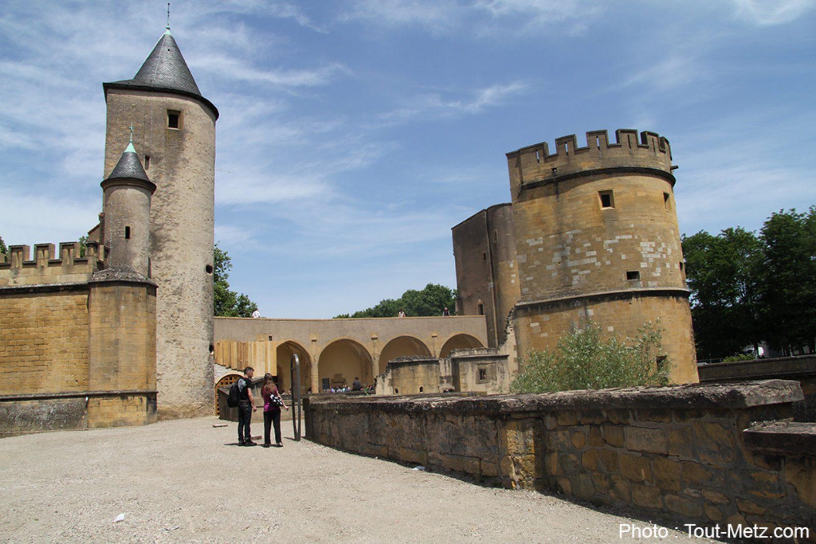 Metz : «Born in Borny», des spectacles et concerts gratuits à la Porte des Allemands