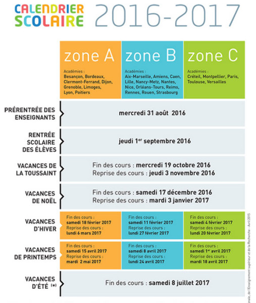 Calendrier 2016 A Imprimer Avec Semaine Image Page 9 | Lists On Net