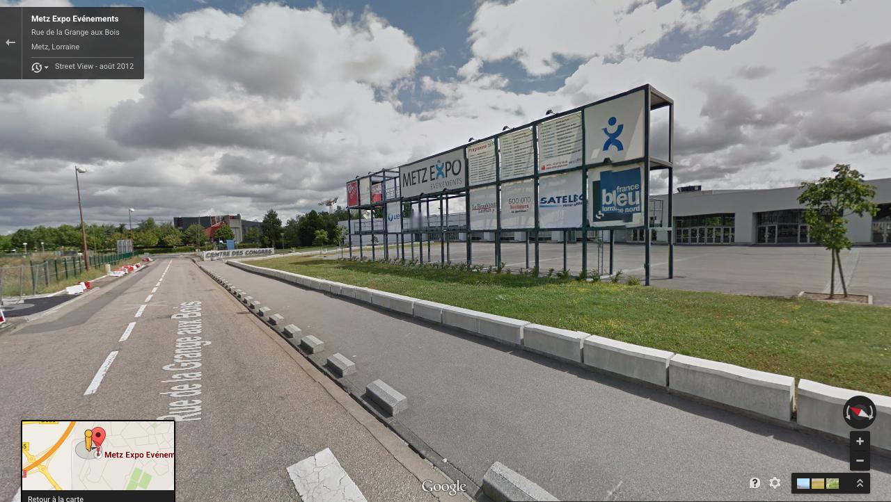 Urbest à Metz : le salon dédié à l'espace public