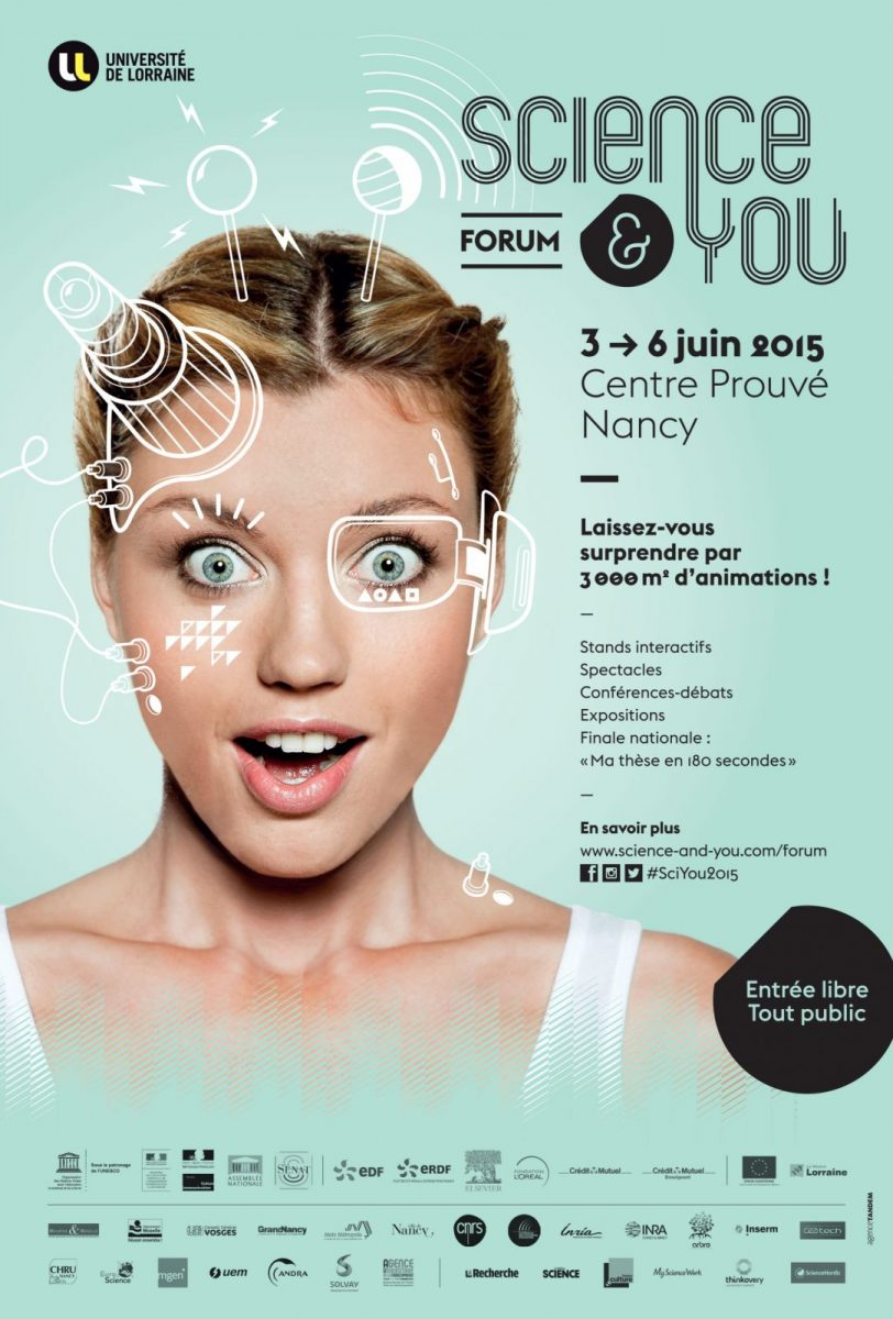 Forum Science & You, ou comment titiller la curiosité scientifique du grand public