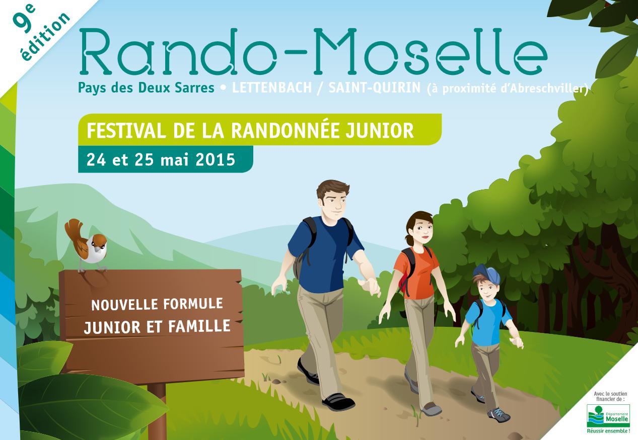 Rando-Moselle : une 9ème édition consacrée aux Juniors