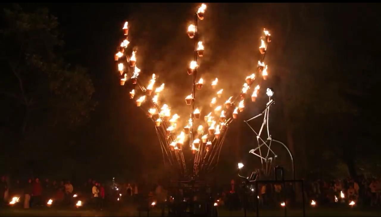 Festival Cabanes : la Compagnie Carabosse va enflammer Petite-Rosselle