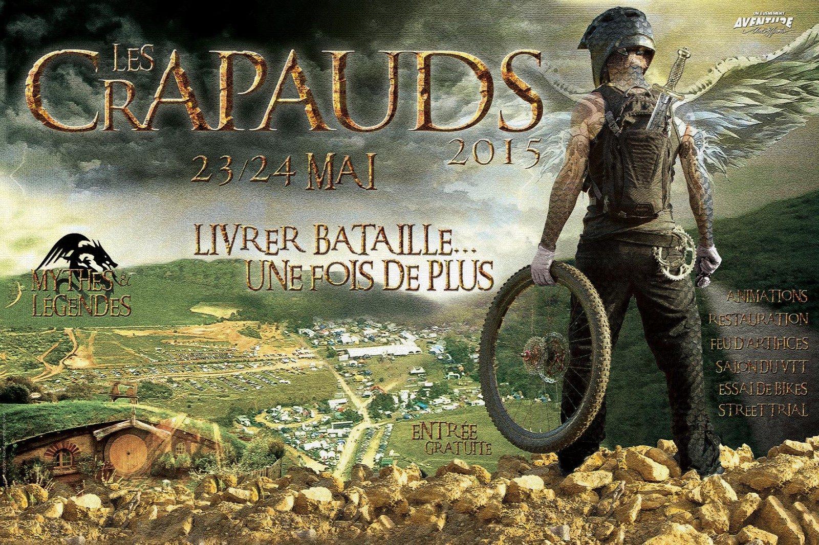 Photo de Les Crapauds 2015 : 24h de VTT à Rozérieulles, entre mythes et légendes