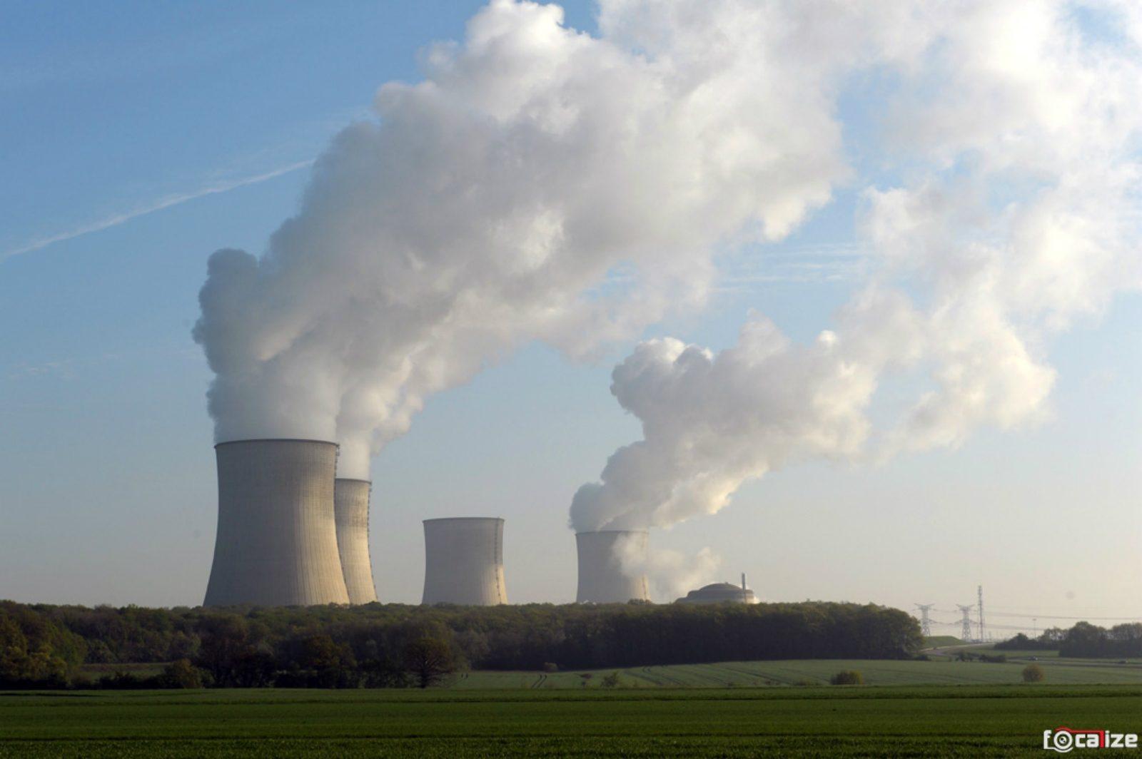 Photo of Simulation d'accident nucléaire à la centrale de Cattenom