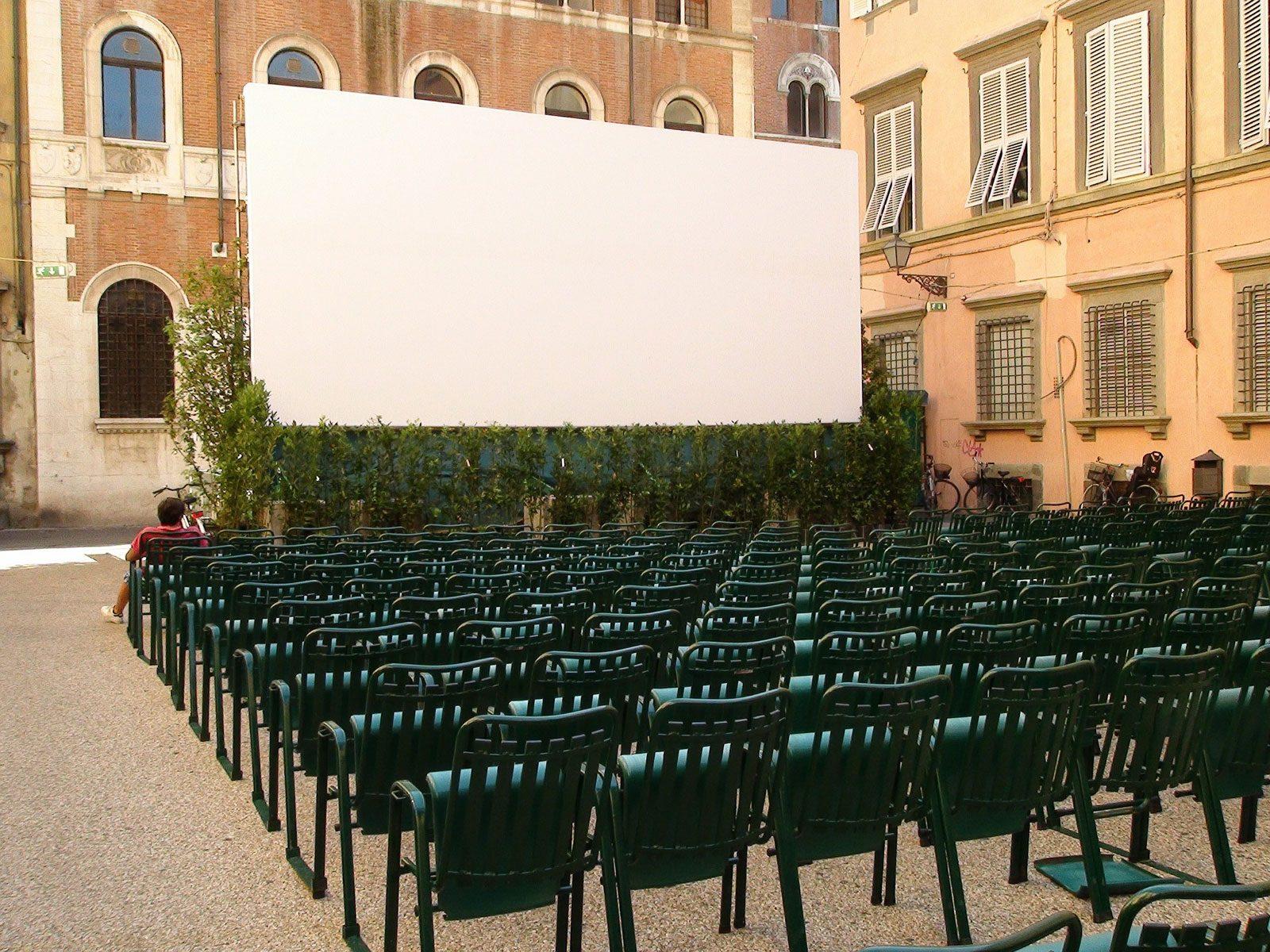 Cinéma à Metz : cet été, un film en plein air tous les jeudis