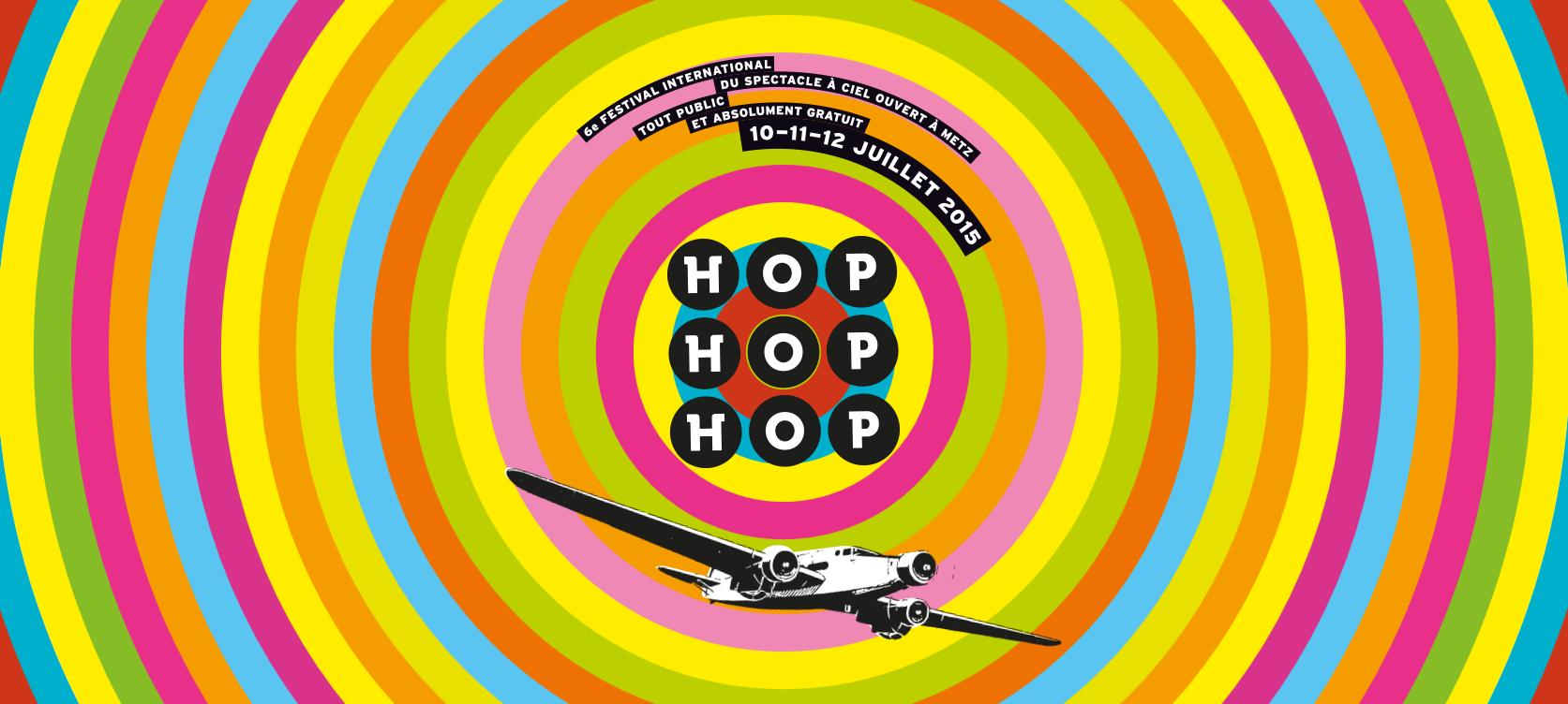Hop Hop Hop, il est temps pour le Festival des arts de la rue de se dévoiler