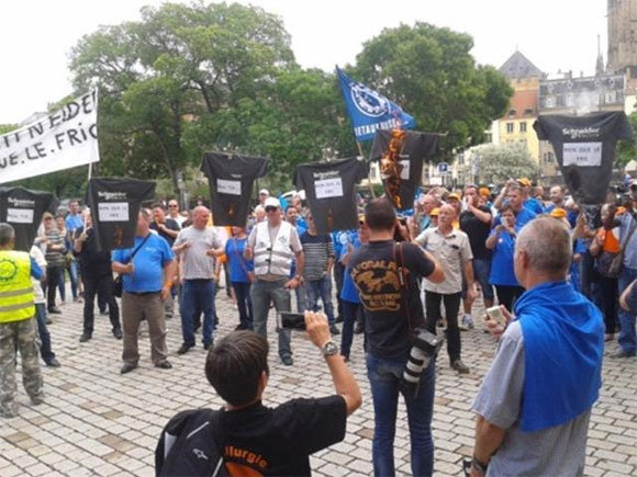 Photo de Plan social chez France Transfo en Moselle : plus de 90 emplois menacés